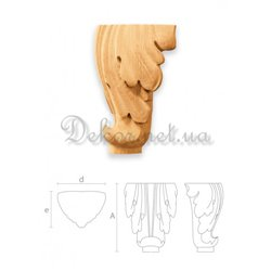 furniture leg MN - 001