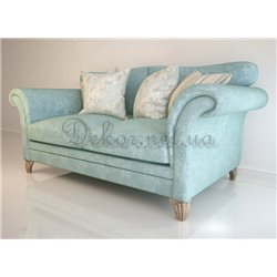 sofa with wooden leg 1