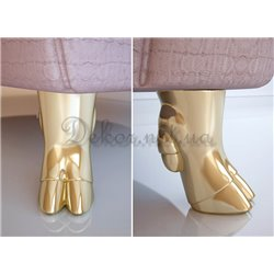 Comfortable leg chair KR - 002, 2