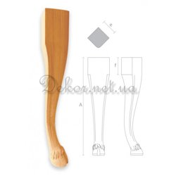 "Leg for stool ""MN - 009"" convertible"