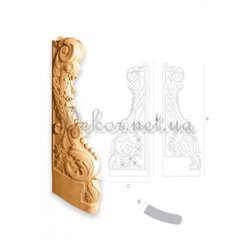 Invitation column for stairs ZS - 004 Exactly